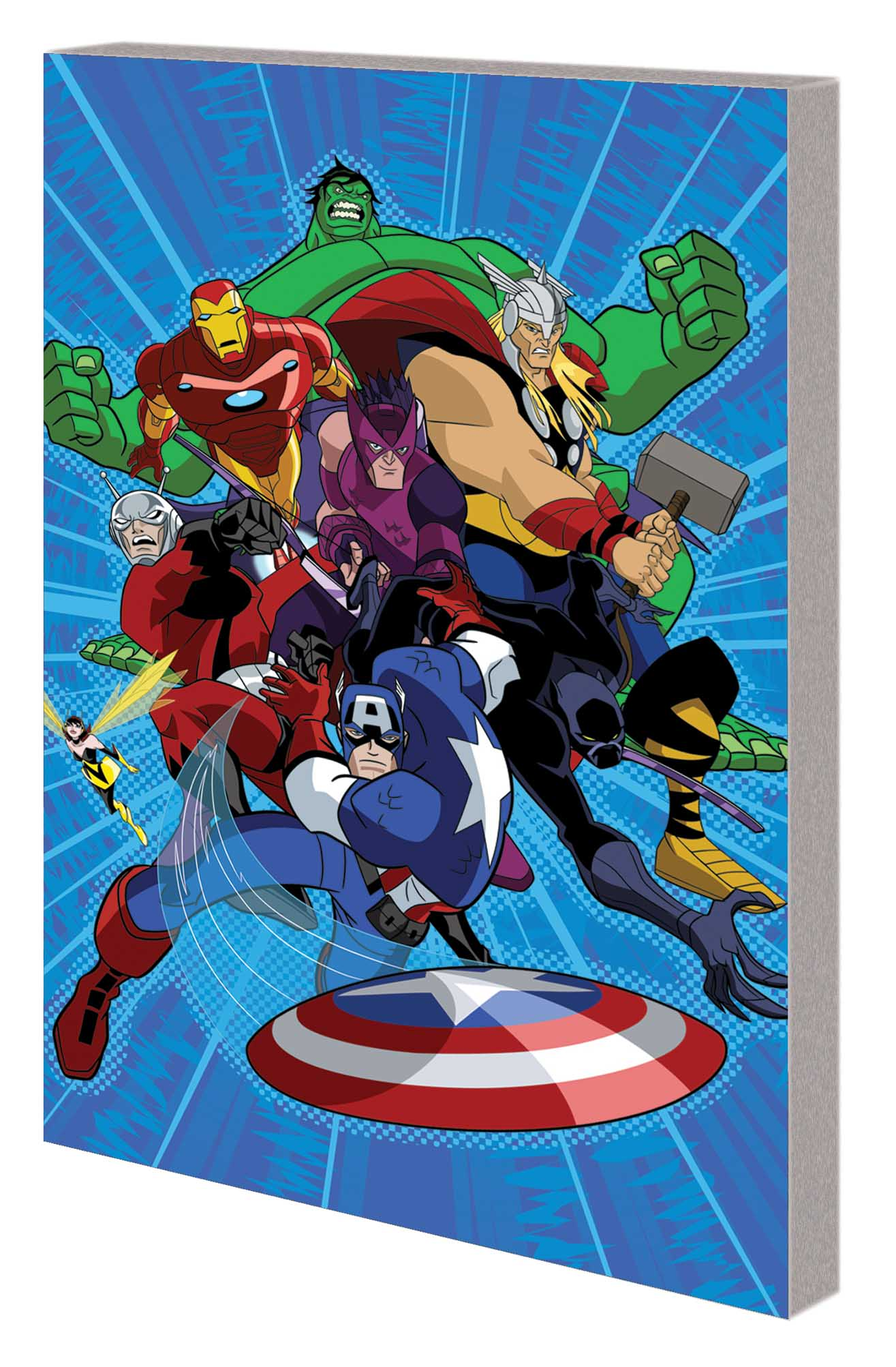 MARVEL UNIVERSE AVENGERS: EARTH'S MIGHTIEST HEROES COMIC READER #4