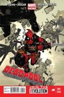 DEADPOOL #1-2 (#1 VARIANT)