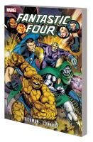 FF BY JONATHAN HICKMAN VOL. 3 TPB