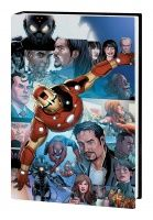 INVINCIBLE IRON MAN VOL. 11: THE FUTURE PREMIERE HC