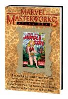 MARVEL MASTERWORKS: ATLAS ERA JUNGLE ADVENTURE VOL. 3 HC VARIANT