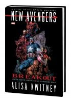 NEW AVENGERS: BREAKOUT PROSE NOVEL HC