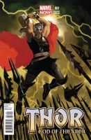 THOR: GOD OF THUNDER #1 VARIANT