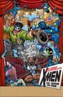 WOLVERINE & THE X-MEN #20 & 21