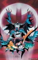 ABSOLUTE BATMAN AND ROBIN: BATMAN REBORN HC (Resolicit)