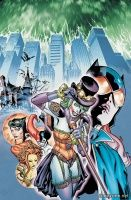AME-COMI GIRLS: FEATURING DUELA DENT #3