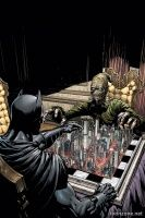 BATMAN: THE DARK KNIGHT #15