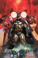 BATMAN: ARKHAM UNHINGED HC (Resolicit)
