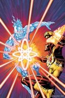 THE FURY OF FIRESTORM: THE NUCLEAR MEN #15
