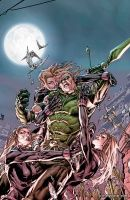 GREEN ARROW VOL. 2: TRIPLE THREAT TP