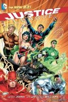 JUSTICE LEAGUE VOL. 1: ORIGIN TP