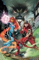 RED HOOD AND THE OUTLAWS #15