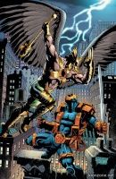 THE SAVAGE HAWKMAN #15
