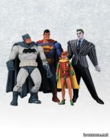 BATMAN: THE DARK KNIGHT RETURNS ACTION FIGURE 4-PACK