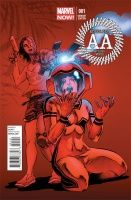 AVENGERS ARENA #1 (VARIANT COVER)