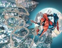 AMAZING SPIDER-MAN #700 (WRAPAROUND VARIANT COVER)