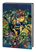 AVENGERS ASSEMBLE BY BRIAN MICHAEL BENDIS HC