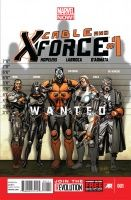 CABLE AND X-FORCE #1 & 2