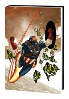 CAPTAIN AMERICA BY ED BRUBAKER VOL. 4 PREMIERE HC