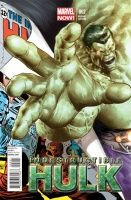 INDESTRUCTIBLE HULK #2 (MIKE DEODATO VARIANT COVER)