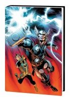 THE MIGHTY THOR/JOURNEY INTO MYSTERY: EVERYTHING BURNS PREMIERE HC