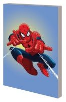 MARVEL UNIVERSE ULTIMATE SPIDER-MAN COMIC READER #4