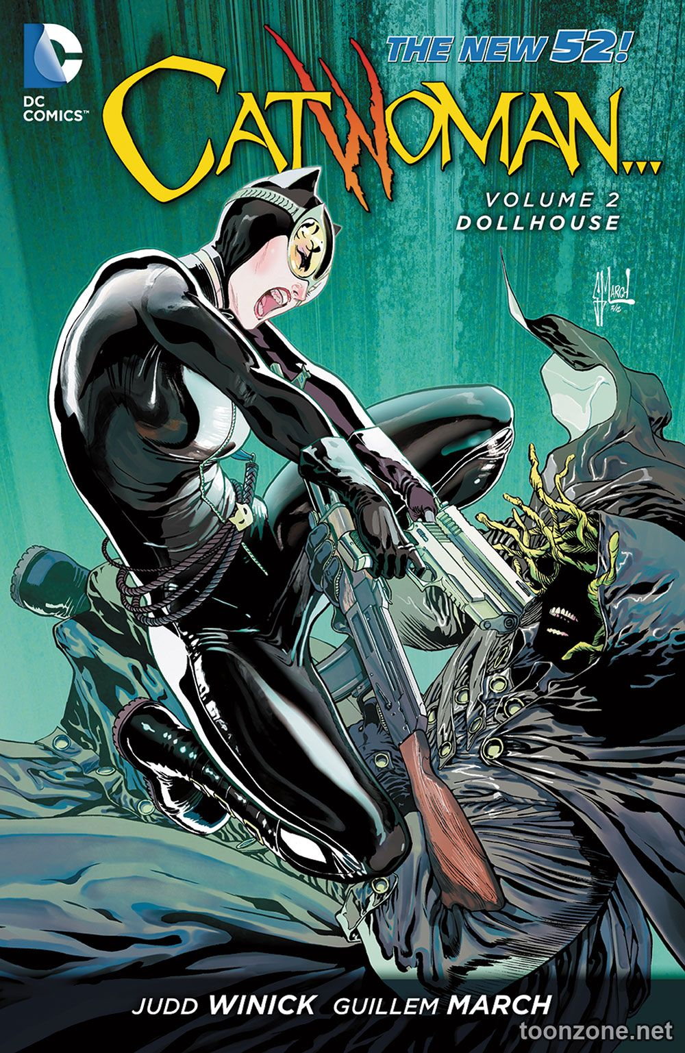 CATWOMAN VOL. 2: DOLLHOUSE TP
