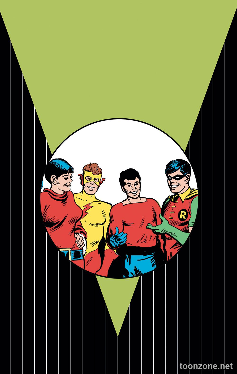 SILVER AGE TEEN TITANS ARCHIVES VOL. 2 HC