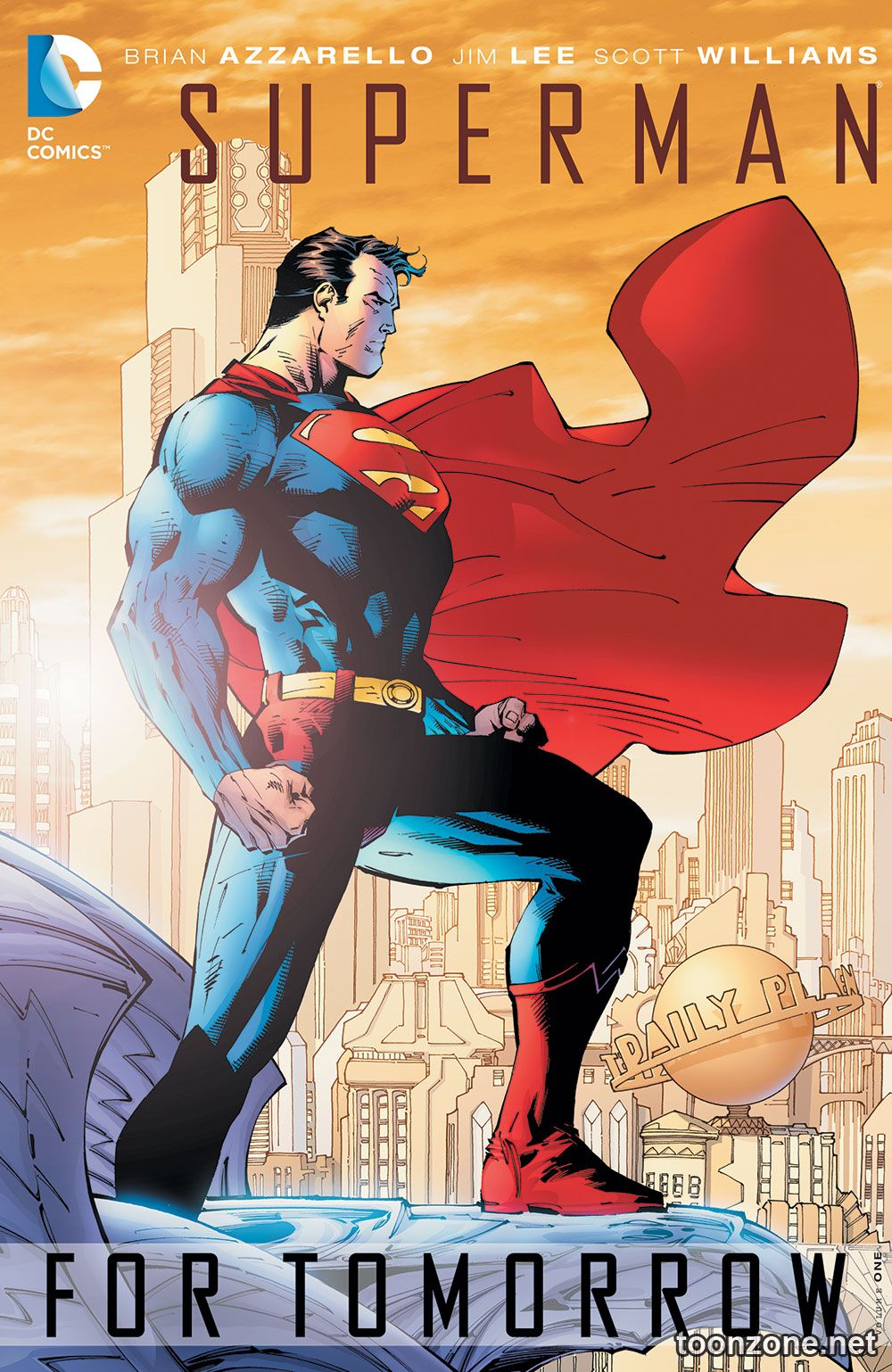 SUPERMAN: FOR TOMORROW TP