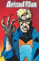 ANIMAL MAN VOL. 4: BORN TO BE WILD TP