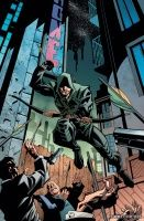 DC COMICS ARROW #3