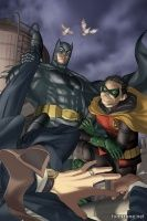 BATMAN AND ROBIN ANNUAL #1