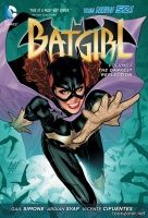 BATGIRL VOL. 1: THE DARKEST REFLECTION TP