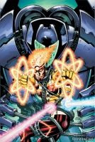 THE FURY OF FIRESTORM: THE NUCLEAR MEN #16
