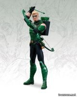DC COMICS–THE NEW 52 GREEN ARROW ACTION FIGURE THE EMERALD ARCHER!