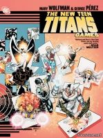 THE NEW TEEN TITANS: GAMES TP