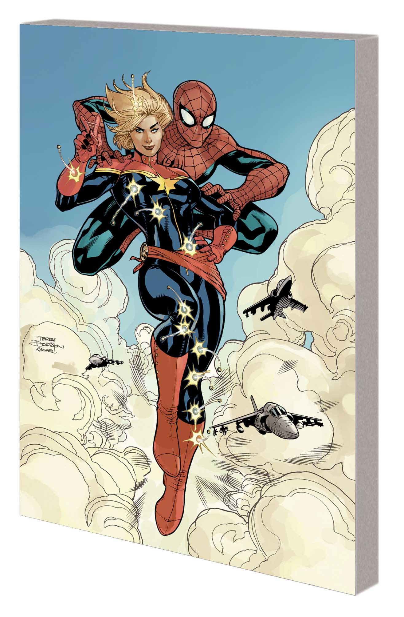 AVENGING SPIDER-MAN: THE GOOD, THE GREEN AND THE UGLY TPB