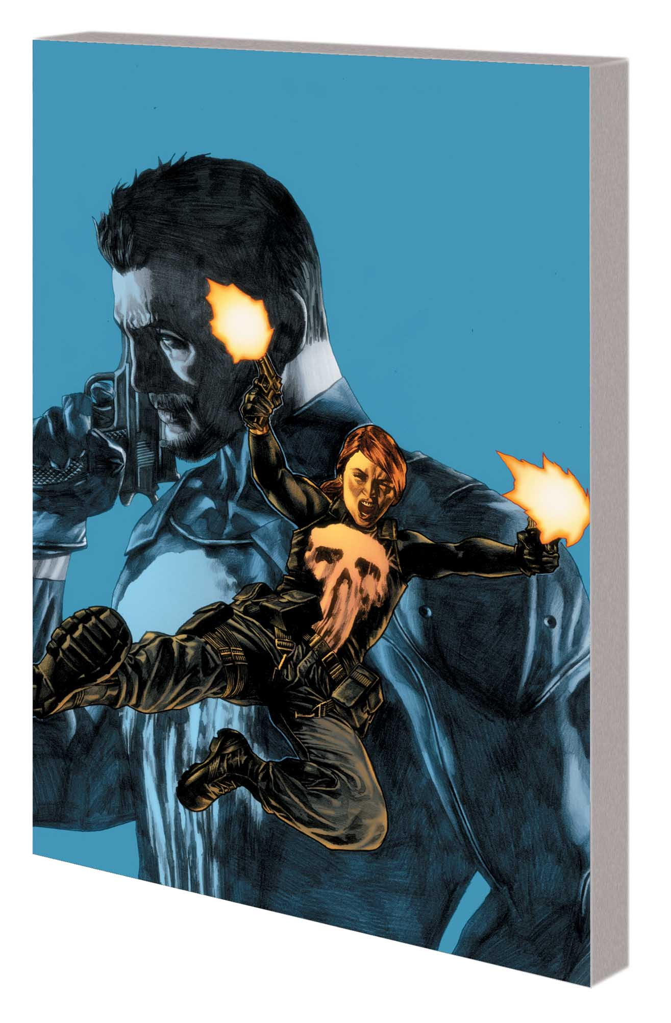 THE PUNISHER BY GREG RUCKA VOL. 3 TPB