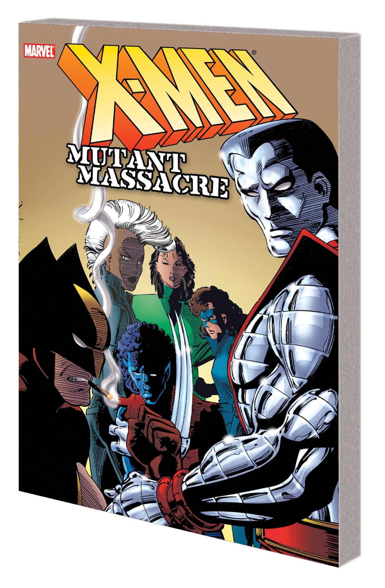 X-MEN: MUTANT MASSACRE TPB