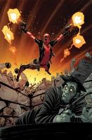DEADPOOL #4 - Variant