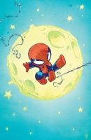 SUPERIOR SPIDER-MAN #1 - Variant - Young