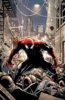 SUPERIOR SPIDER-MAN #1 - Variant - Camuncoli