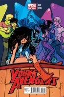 YOUNG AVENGERS #1 - Variant