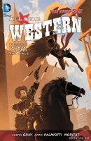 ALL-STAR WESTERN VOL. 2: THE WAR OF LORDS AND OWLS TP