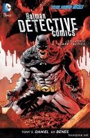 BATMAN: DETECTIVE COMICS VOL. 2 — SCARE TACTICS HC