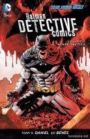 BATMAN: DETECTIVE COMICS VOL. 2 — SCARE TACTICS HC
