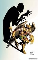 THE SAVAGE HAWKMAN #17