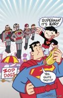 SUPERMAN FAMILY ADVENTURES #10