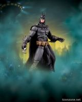 BATMAN: ARKHAM CITY: SERIES 4 ACTION FIGURES - BATMAN