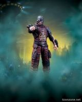 BATMAN: ARKHAM CITY: SERIES 4 ACTION FIGURES - DEADSHOT